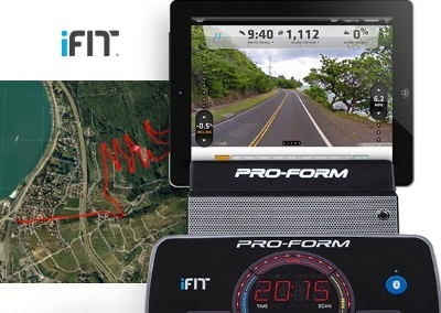 Application iFit