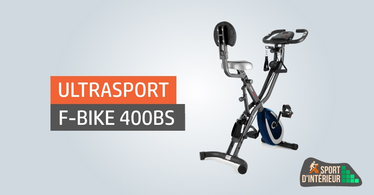 Avis sur l'Ultrasport F-Bike 400BS